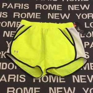 Under Armour Heat Gear Shorts with Lining